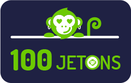 100 jetons